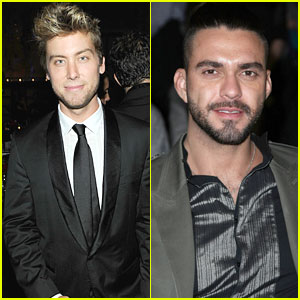 Lance Bass & Lorenzo Martone: New Couple Alert!
