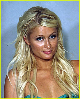 Paris Hilton: Mugshot Revealed!