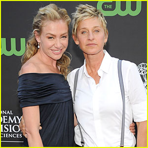 Portia de Rossi: Taking Ellen DeGeneres' Last Name!