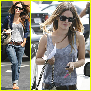 Rachel Bilson: Bodysuits are So Versatile!