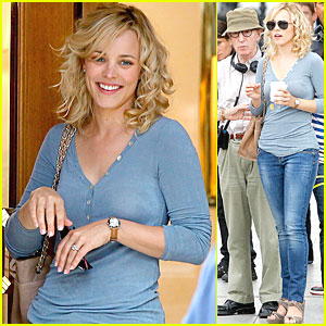 Rachel McAdams: Filming Scenes with Mimi Kennedy!