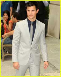 Taylor Lautner's Trailer Drama