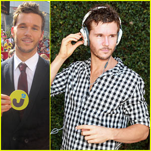 Ryan Kwanten: Emmys 2010 with Rutina &#038; Carrie!
