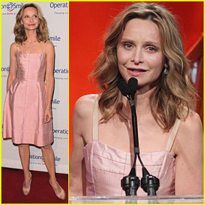 Calista Flockhart: Operation Smile Gala