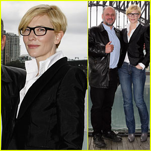 Cate Blanchett Lands 'Here On Earth'