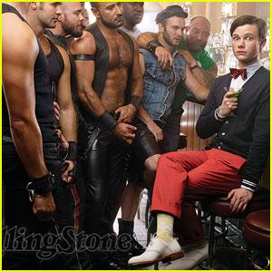 Bear gay leather