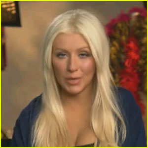 Christina Aguilera: Support World Hunger Relief!
