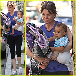 Ellen Pompeo: Stella Turns 1 This Week!