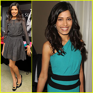 Freida Pinto: Toronto Film Festival Fun!