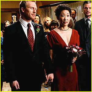 Grey's Anatomy: Season Premiere Wedding Details!