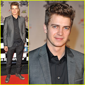 Hayden Christensen Rallies for the Kids