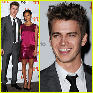 Hayden Christensen: Vanishing on TIFF Street with Thandie Newton!
