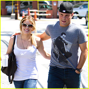 Hilary Duff & Mike Comrie: Johnny Cash Couple