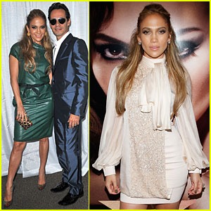 Jennifer Lopez: Fashion's Night Out with Macy's!