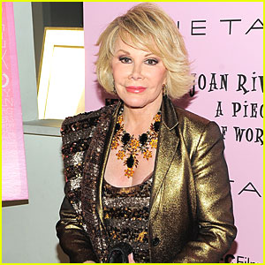 Joan Rivers: 'Fashion Police' Every Friday Night!