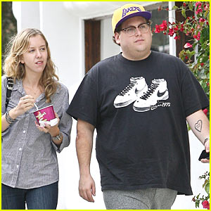 Jonah Hill & Jordan Klein: Menchie's Munchies