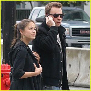 Kristin Kreuk &#038; Mark Hildreth: Canada Couple