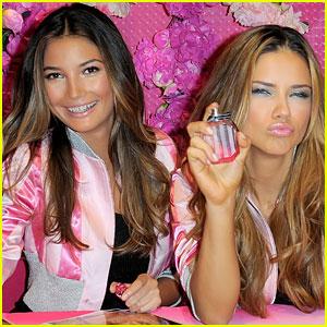 Lily Aldridge & Adriana Lima: Victoria's Secret Bombshells!