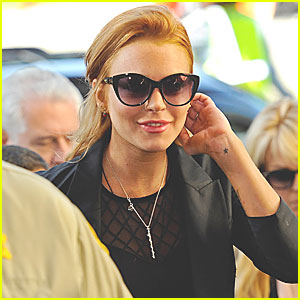 Lindsay Lohan Denied Bail, Goes To Jail