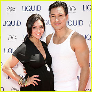 Mario Lopez's Daughter: Gia Francesca!