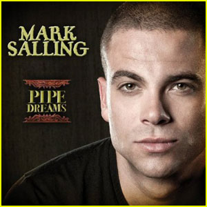 Mark Salling: 'Pipe Dreams' Album Artwork!