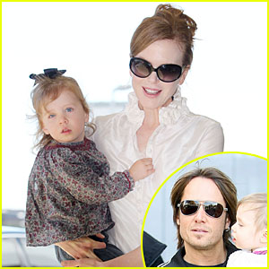 Nicole Kidman's 2-Year-Old Daughter Records Nursery Rhymes