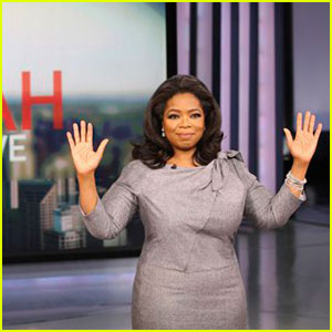 Oprah Jets Audience to Australia