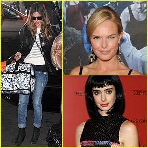 Rachel Bilson: 'BFF & Baby' with Kate Bosworth!