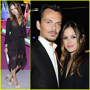 Rachel Bilson to Matthew Williamson: Milan Support!
