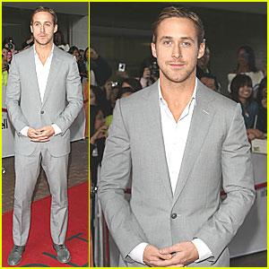 Ryan Gosling: Blue Valentine Premiere!