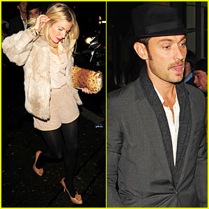 Sienna Miller & Jude Law: 'C London' Late Night!
