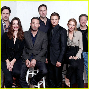 Blake Lively: 'The Town' Hits Toronto Film Festival!