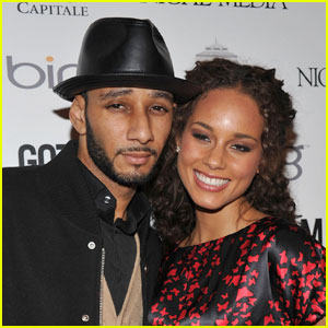 Alicia Keys & Swizz Beatz's Baby Boy: Egypt Daoud Dean!