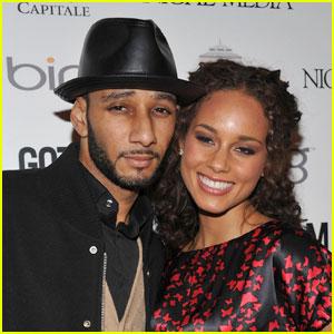 Alicia Keys & Swizz Beatz's Baby Boy: Egypt Daoud Dean!