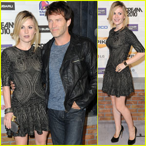 Anna Paquin & Stephen Moyer: Scream Team
