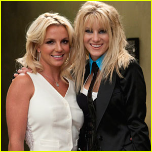 Britney Spears Sends 'Glee' Star Heather Morris Flowers!