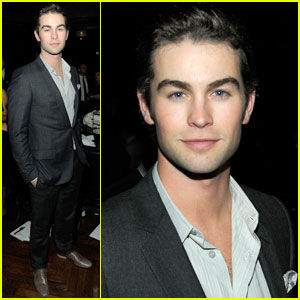 Chace Crawford: Dapper at GQ's Gentlemen Ball