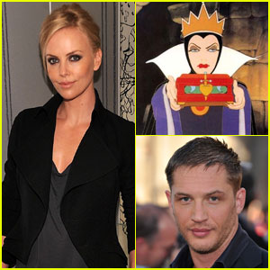 Charlize Theron: Snow White's Evil Queen!