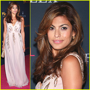 Eva Mendes Loves The Los Angeles Philharmonic