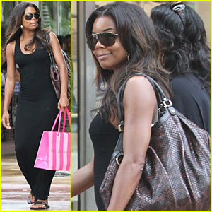 Gabrielle Union Knows Victoria's Secret
