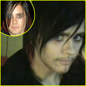 Girl Transforms Herself Into Jared Leto -- VIDEO