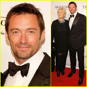 Hugh Jackman & Deborra-Lee Furness Have 'An Enduring Vision'