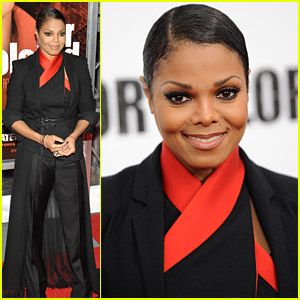 Janet Jackson: 'For Colored Girls' Premiere!