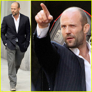 Jason Statham Stays 'Safe' in NYC