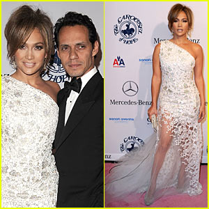Jennifer Lopez: Carousel of Hope with Marc Anthony!