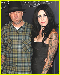Kat Von D: Jesse James & I are Still Together!