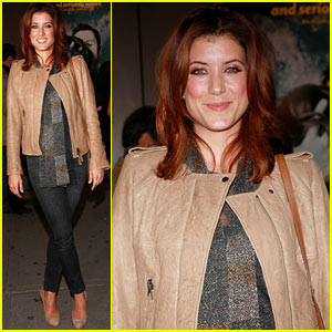 Kate Walsh: 'A Life in the Theatre' Opening Night!