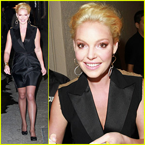 Katherine Heigl Explains Her Call To The Cops