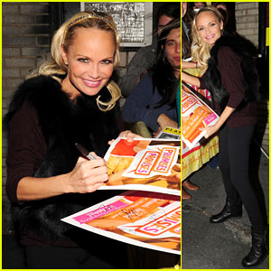 Kristin Chenoweth: Adopting in the Future?