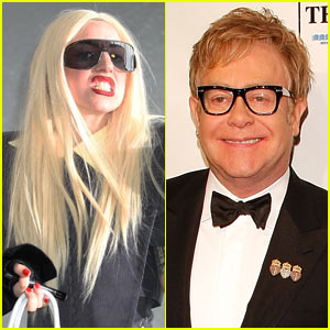 Lady Gaga &#038; Elton John's Duet: Hello, Hello!